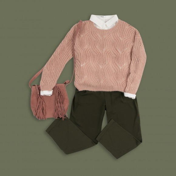 Look colores de tendencia khaki 3