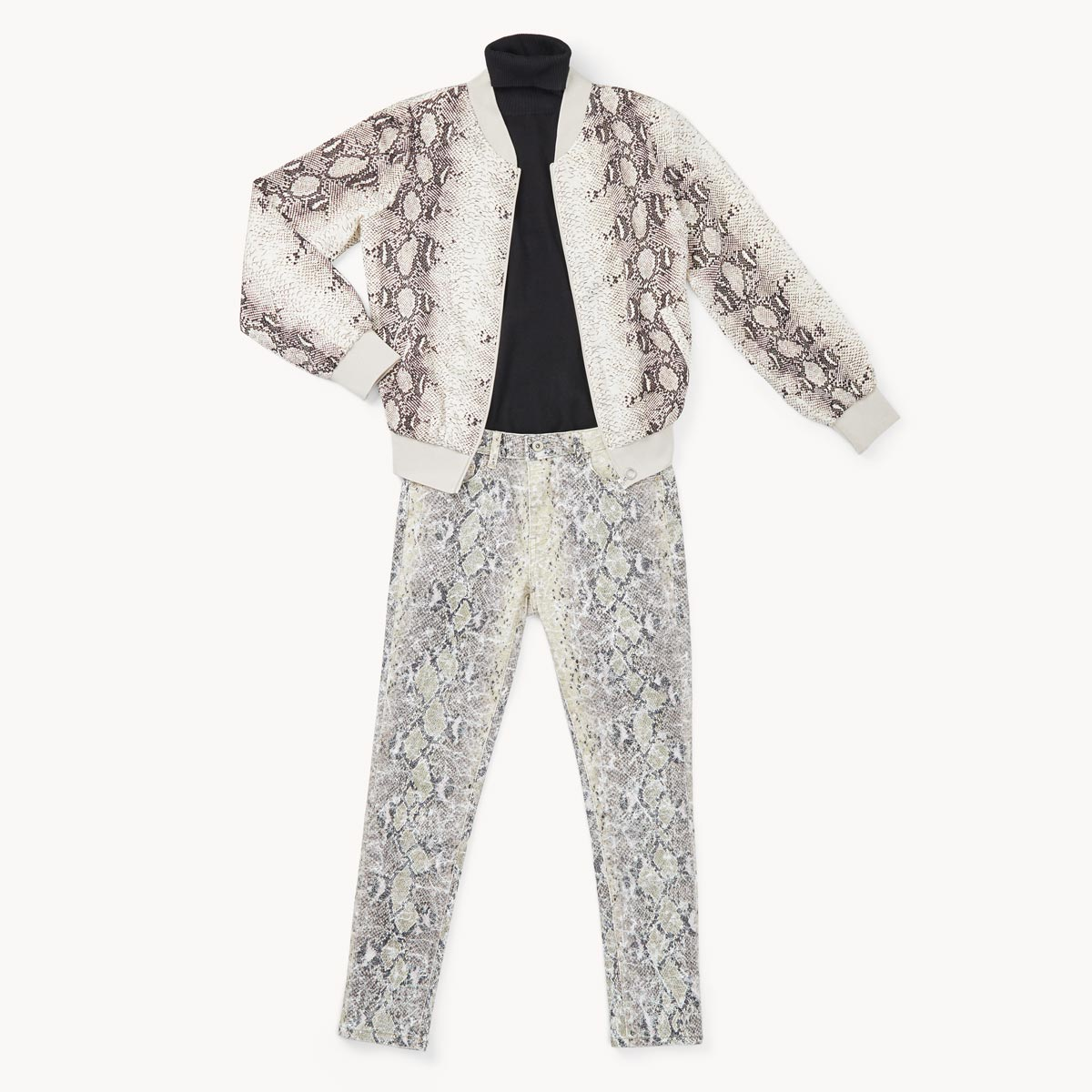 exotic print spring summer trend 2020