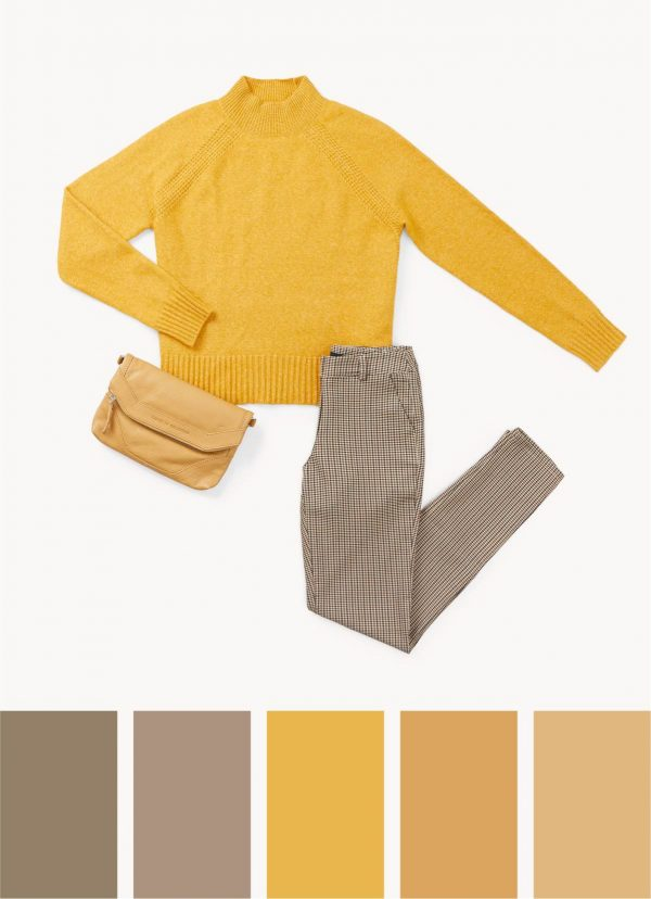 yellow canary colour spring summer trend 2020