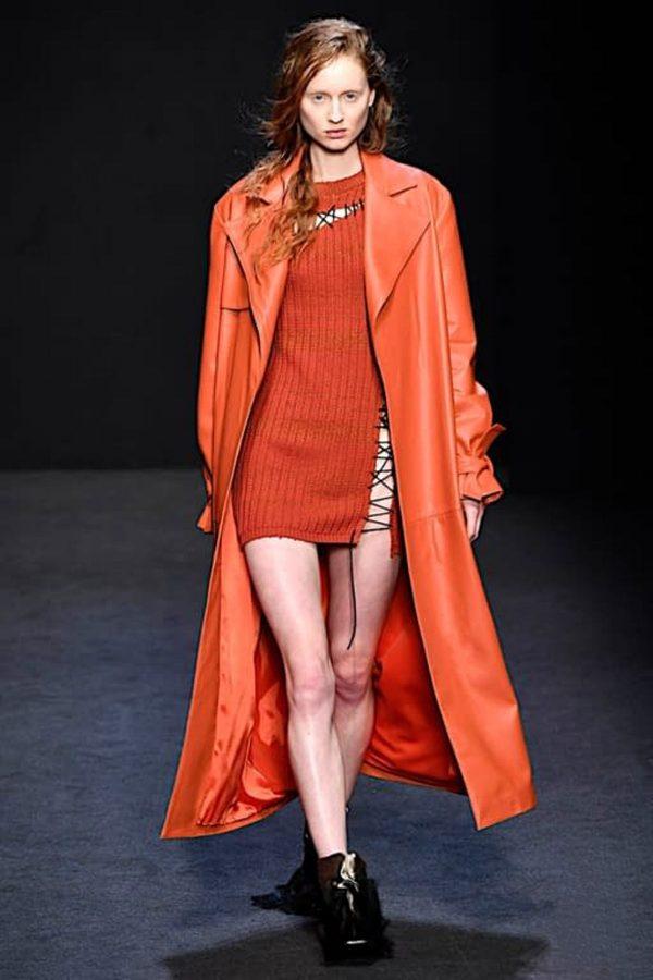 cristiano-burani-aw20-leather milan fashion week