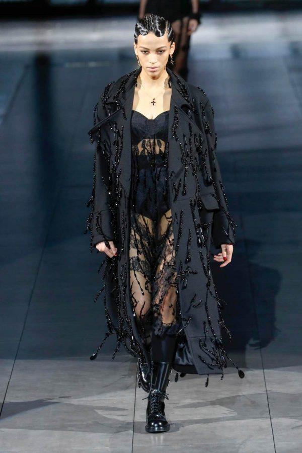 dolce-and-gabbana-aw20-boudoir milan fashion week