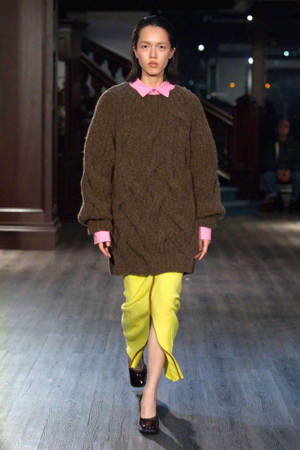 knitwear eckhaus latta nyfw aw 2020
