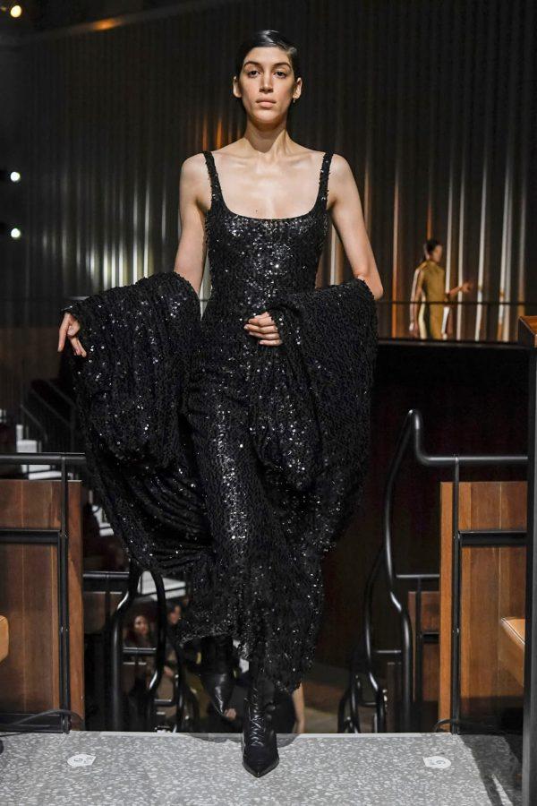 emilia-wickstead sparkling london fashion week
