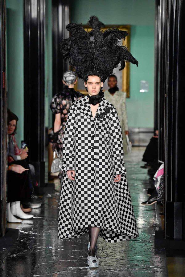 checks london fashion week