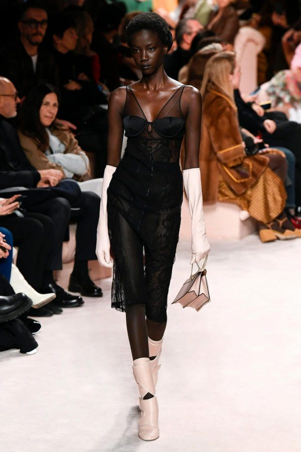 fendi-aw20-boudoir milan fashion week