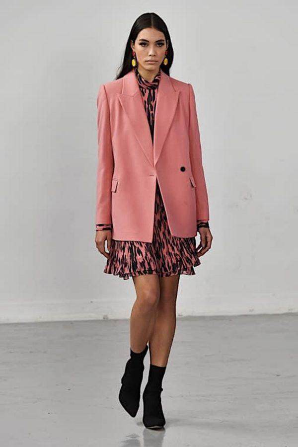 mark-fast high neck london fashion week aw 2020