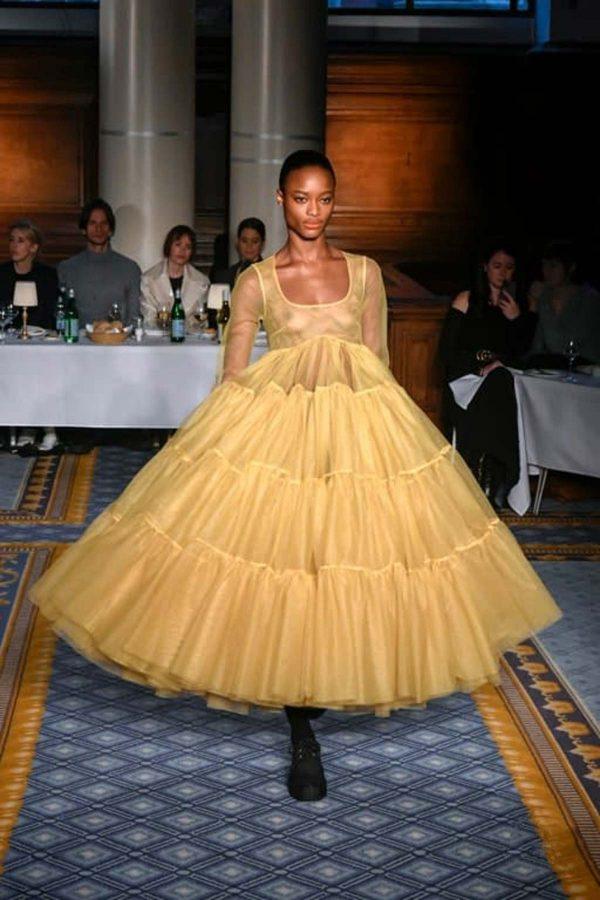 molly-goddard volume london fashion week