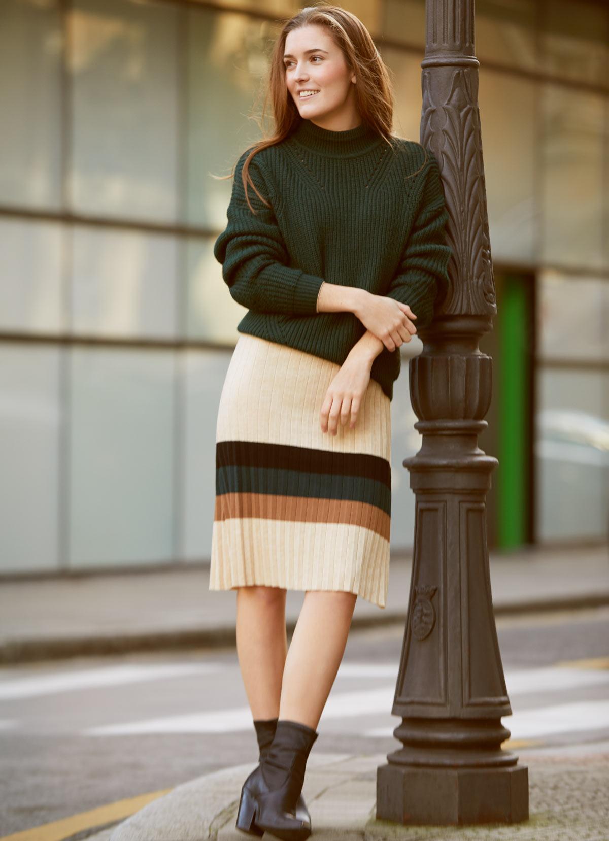 Comment bien porter un pull en laine