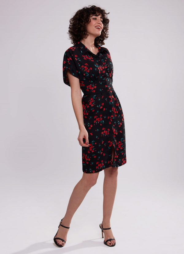 spring dress for petite body shape