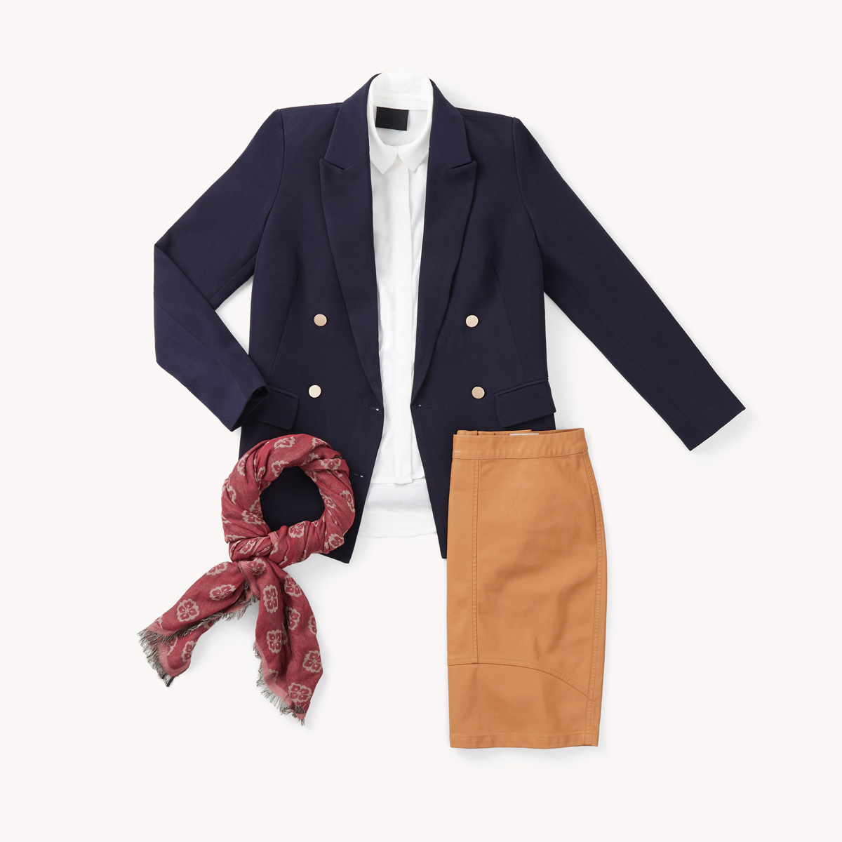 tuesday outfit for february