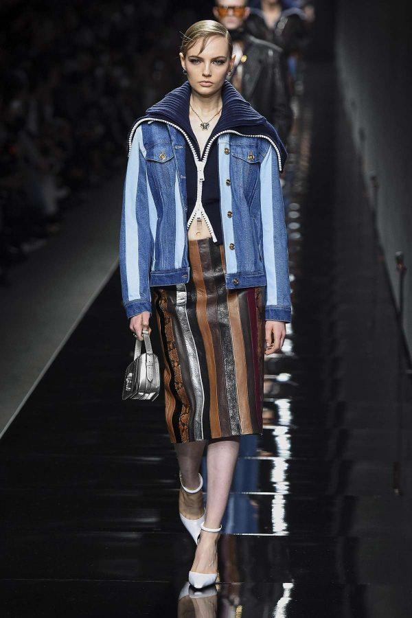 versace-aw20-patchwork milan fashion week