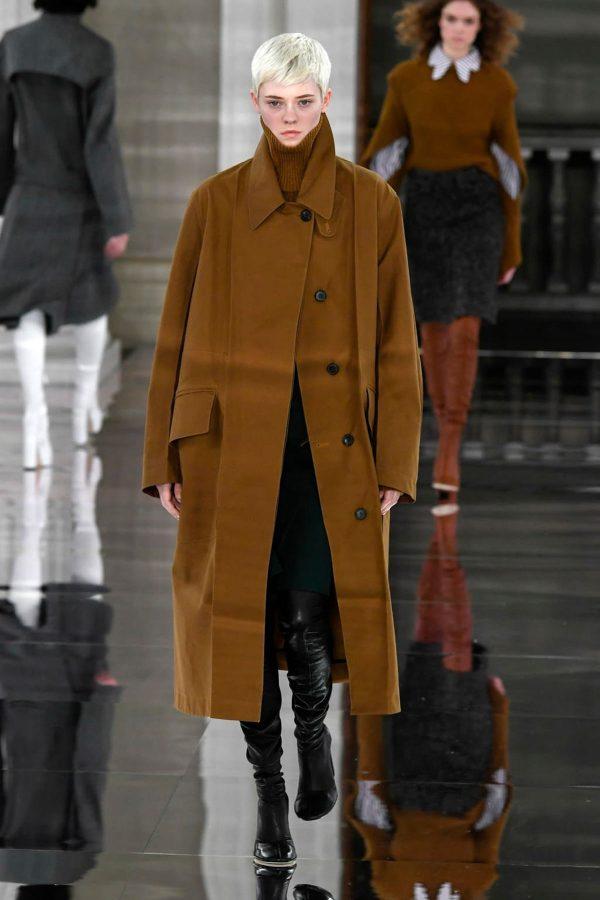 victoria beckham otoño invierno 2020 london fashion week