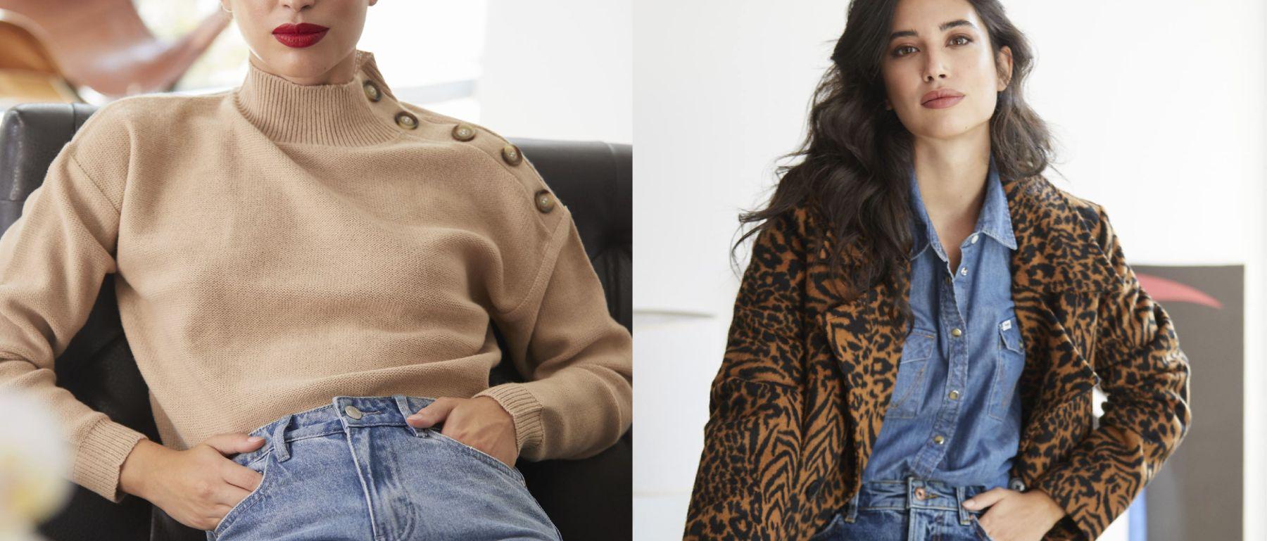 Comment bien choisir son jean avec une morphologie en sablier