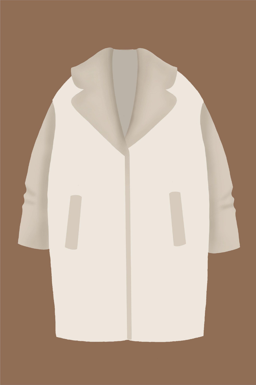 cómo es un abrigo teddy
