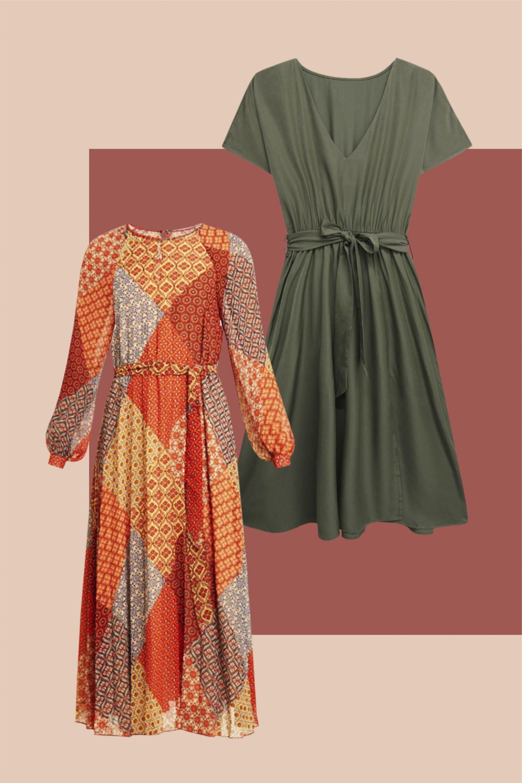 vestidos largos para cuerpo rectangular