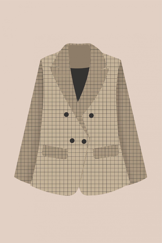 La veste blazer