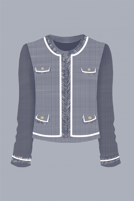 la veste Chanel