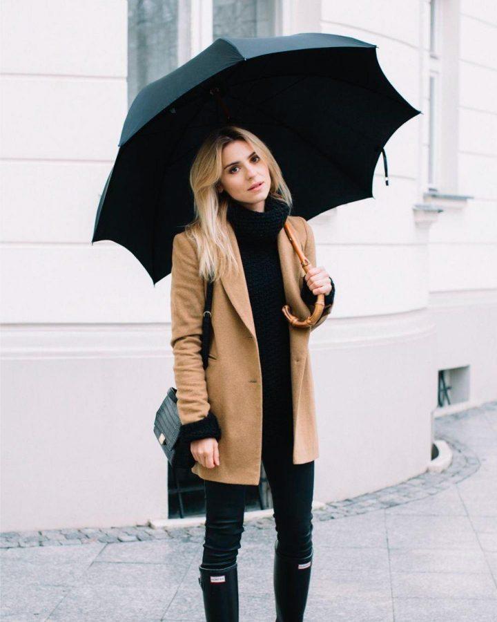 looks para cuando llueve
