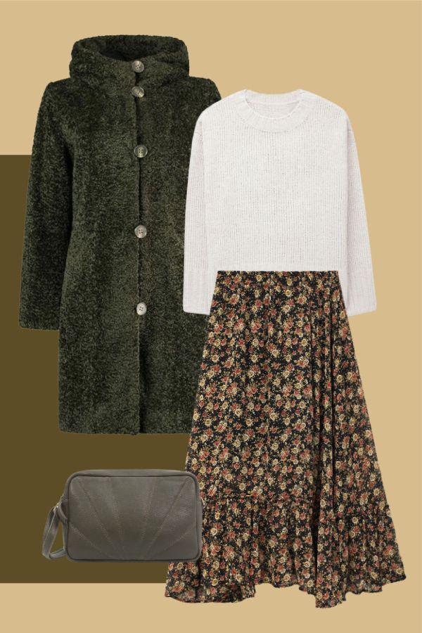 autumn season palette outfits