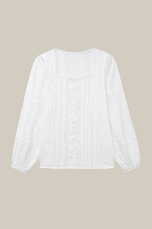 blouse stile cottagecore tendence 2021