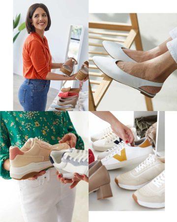 tipos de calzado según pie