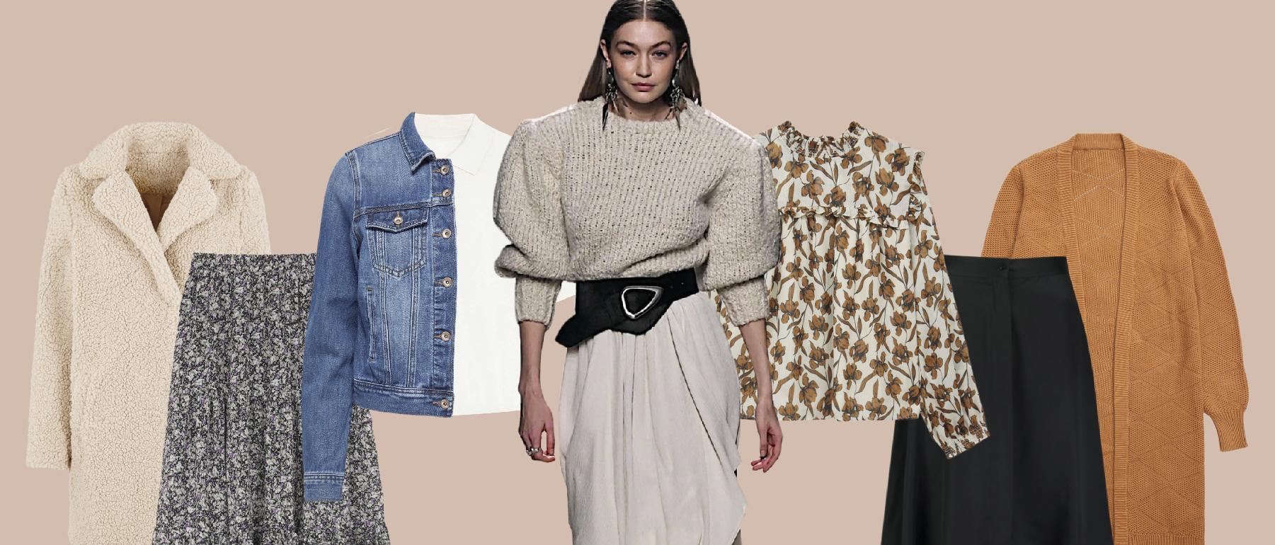 tendencia faldas otoño invierno 2020