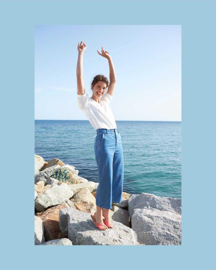 Pas besoin d'éplucher les catalogues de sandales femme, nos Personal Shoppers l'ont fait pour vous. Vos 5 looks pour 5 sandales plates.
