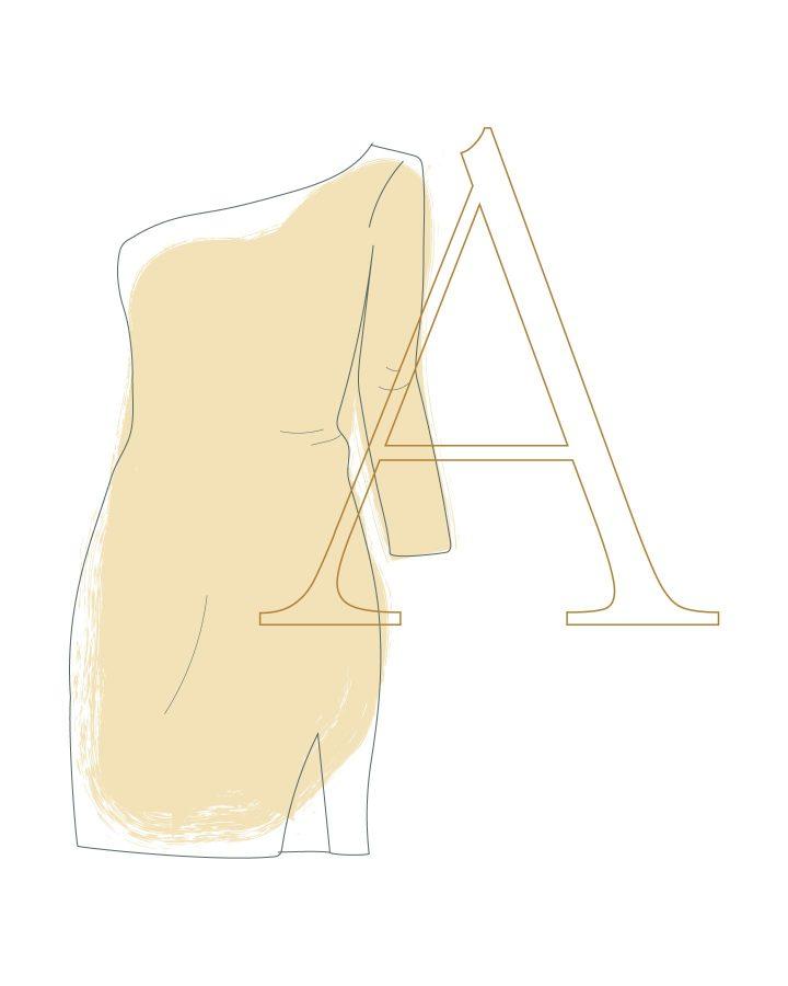 glosario de vestidos