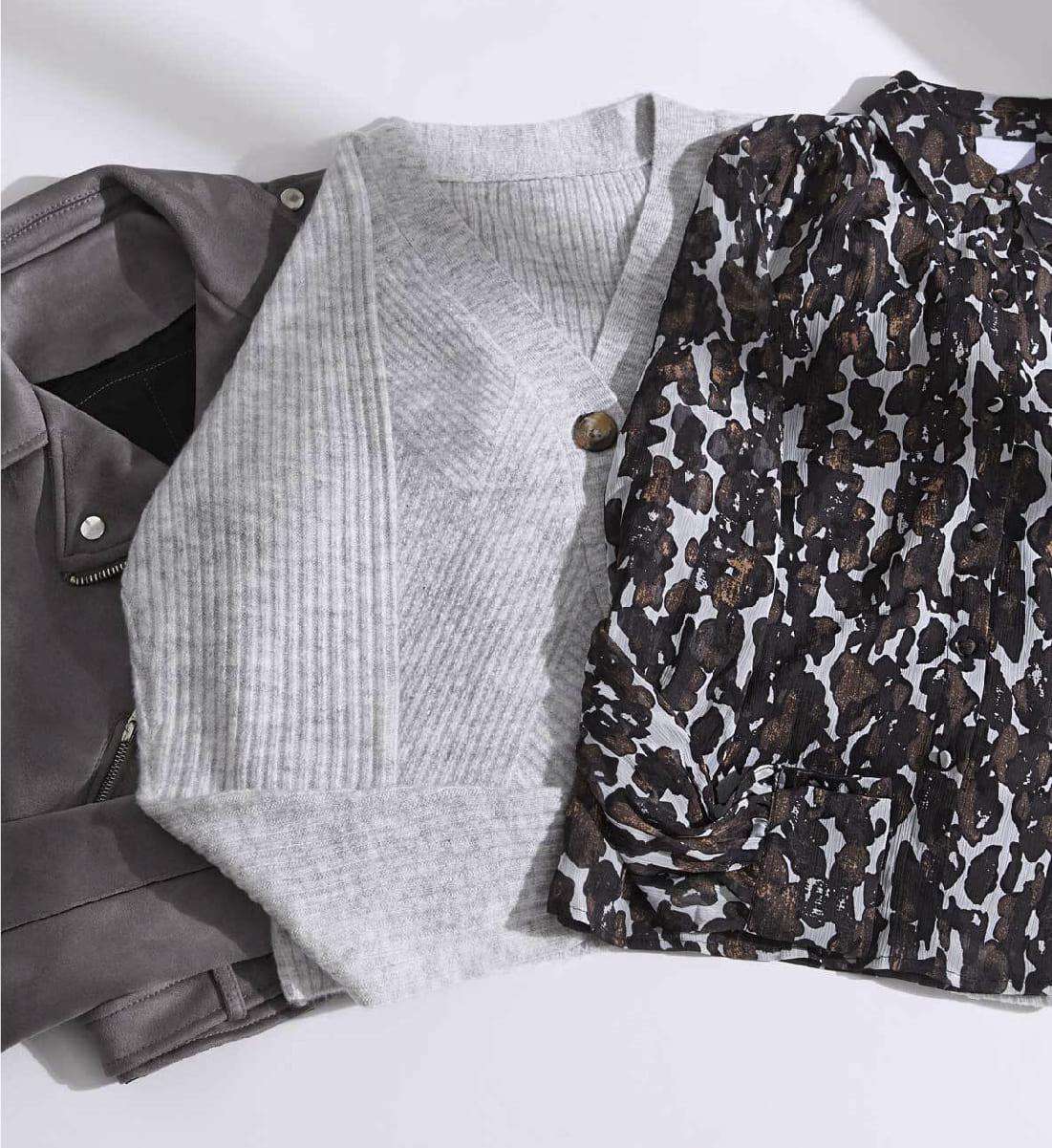 cómo combinar el gris este otoño