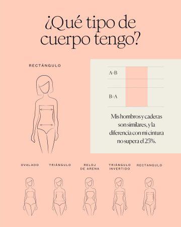 características del cuerpo rectángulo