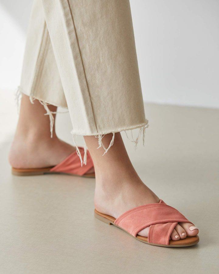 sandalias para pies con juanetes