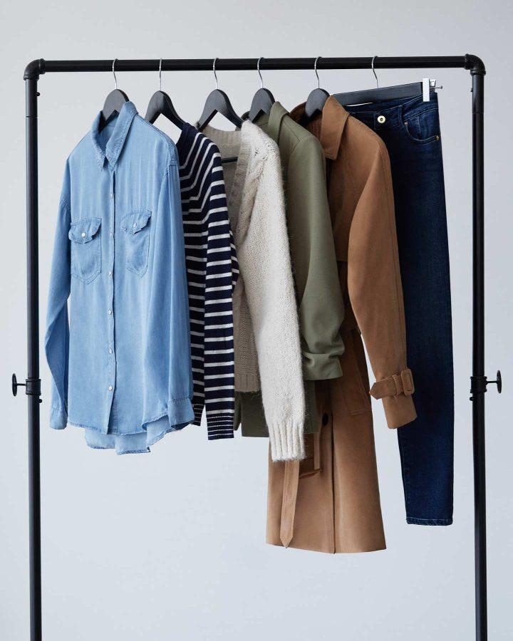10 prendas para crear el armario cápsula de otoño perfecto
