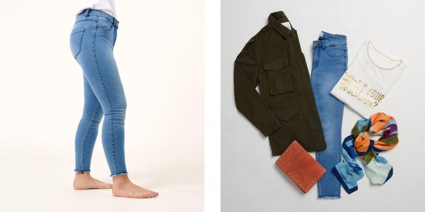 jeans para mujer petite