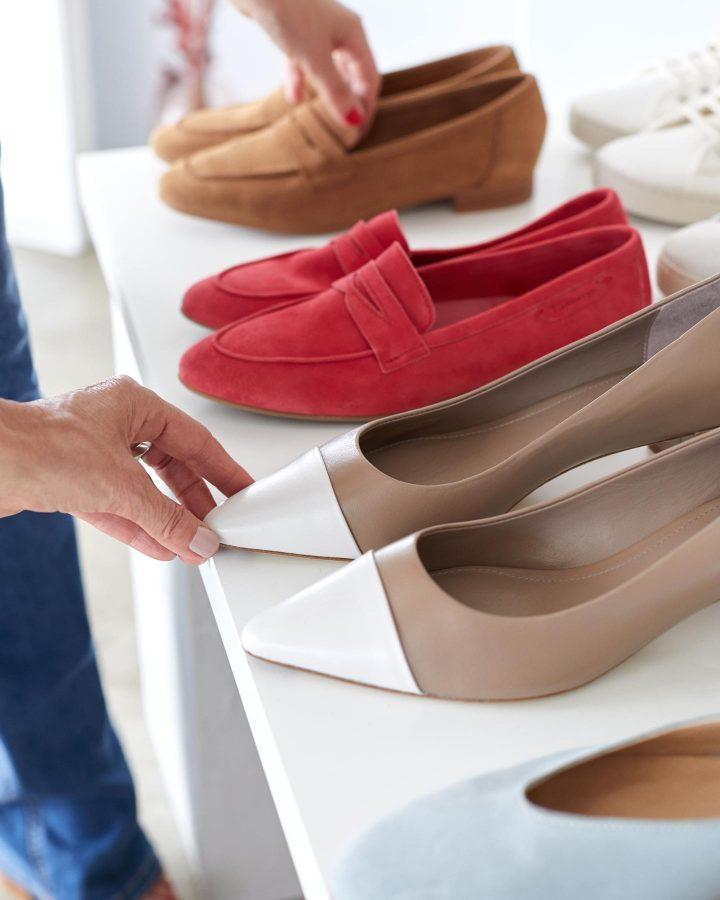 zapatos según tipo de pie