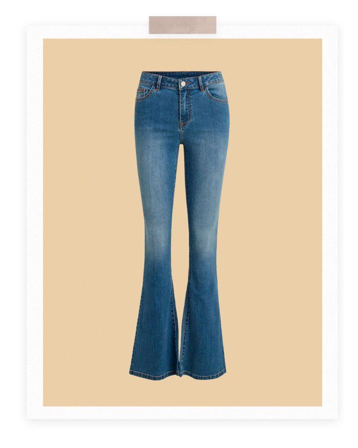 jeans tiro bajo años 2000