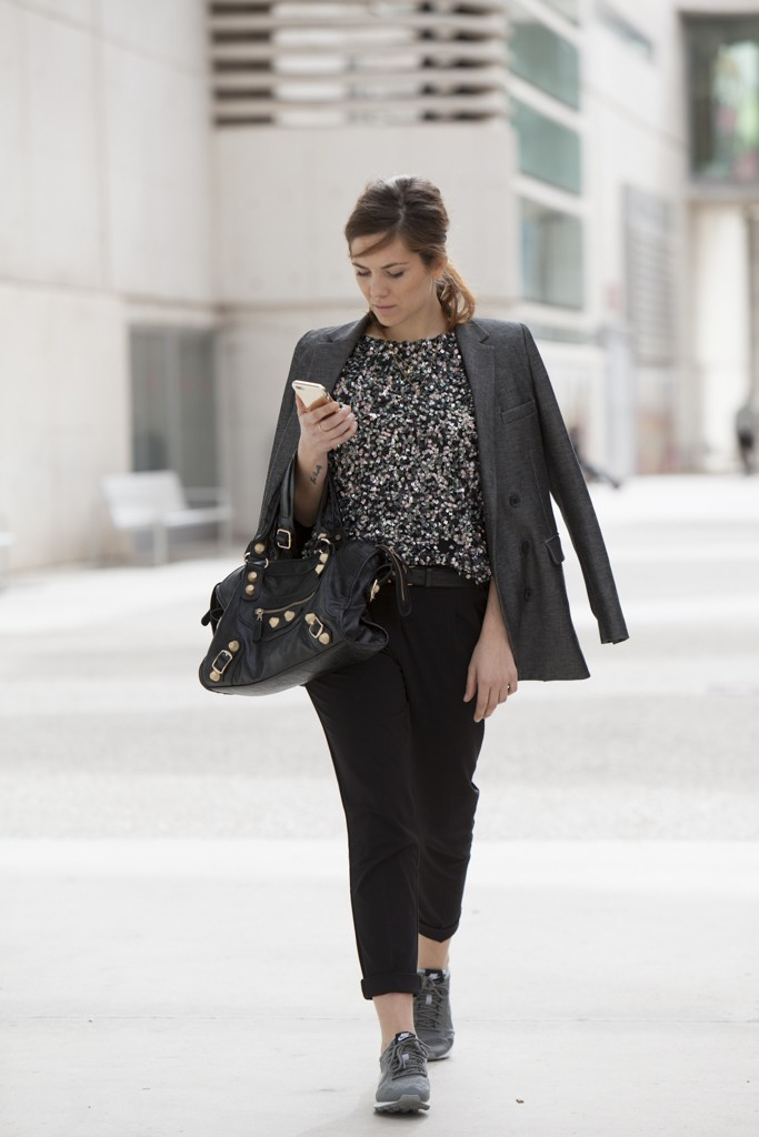 zapatillas estilo madrid fashion week