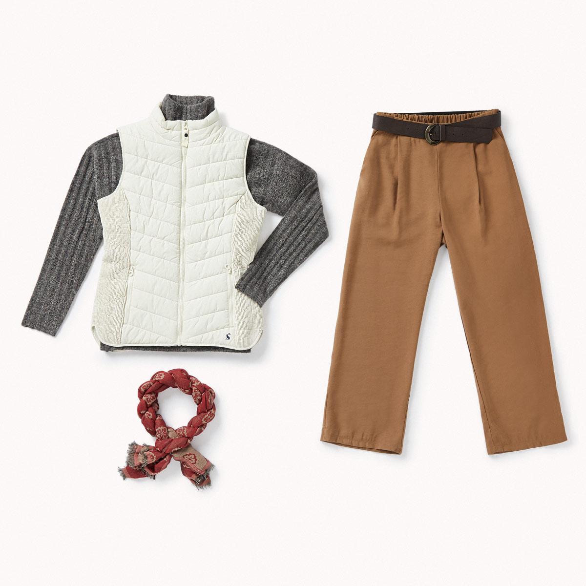 tenue pantalon culotte