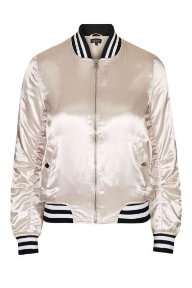 chaqueta bomber madrid fashion week