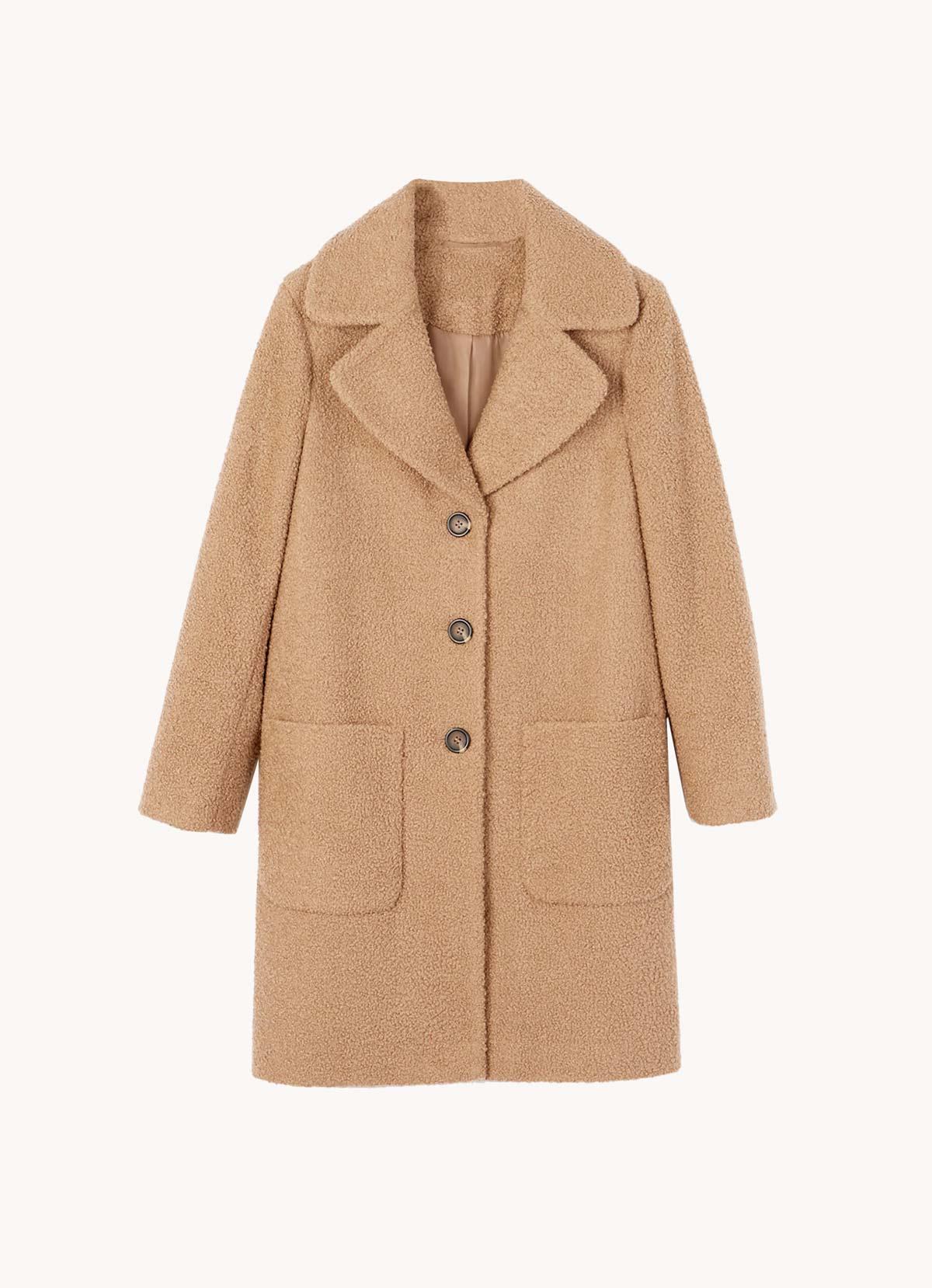 le manteau teddy