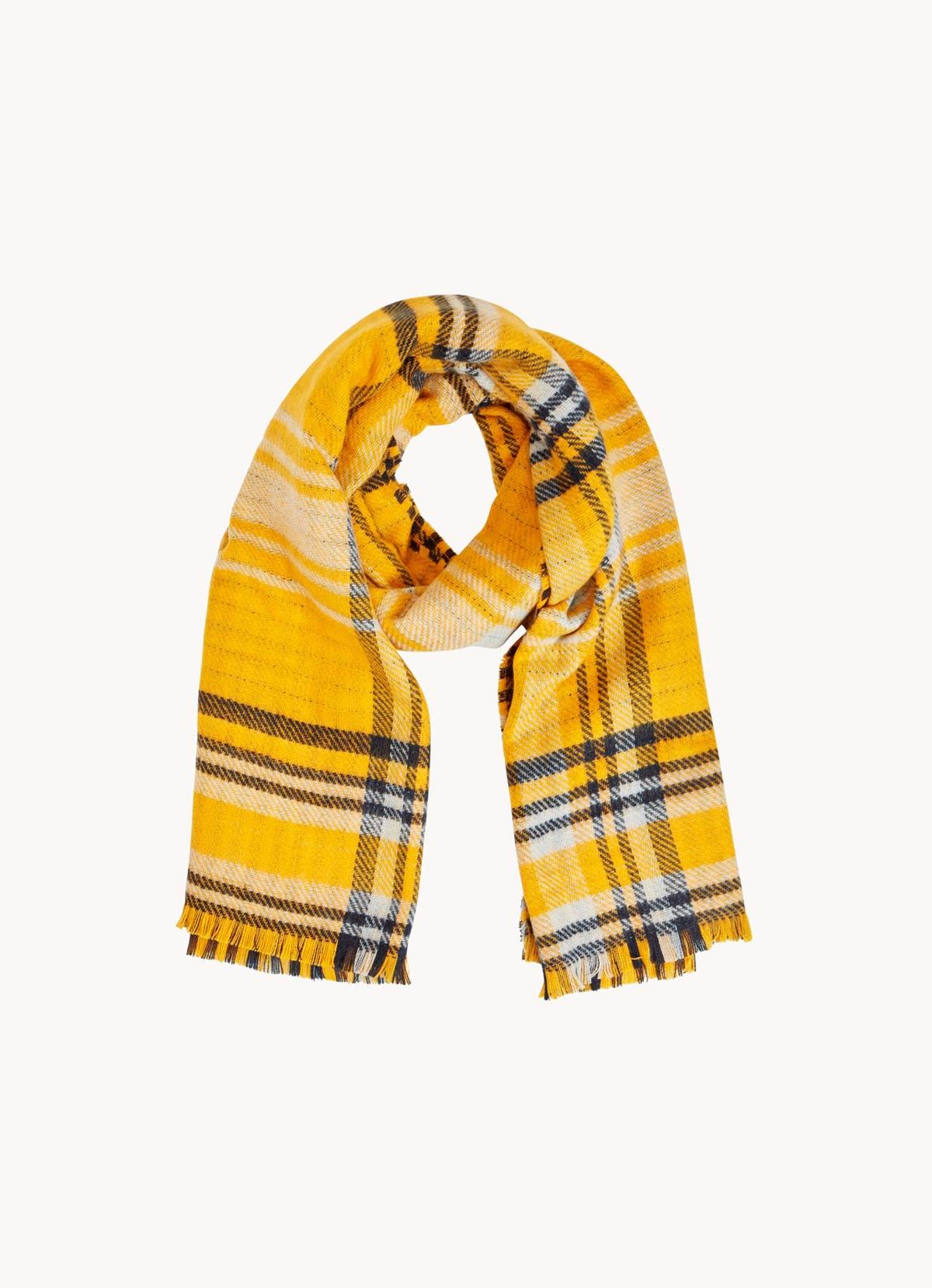 bufanda amarilla lookiero