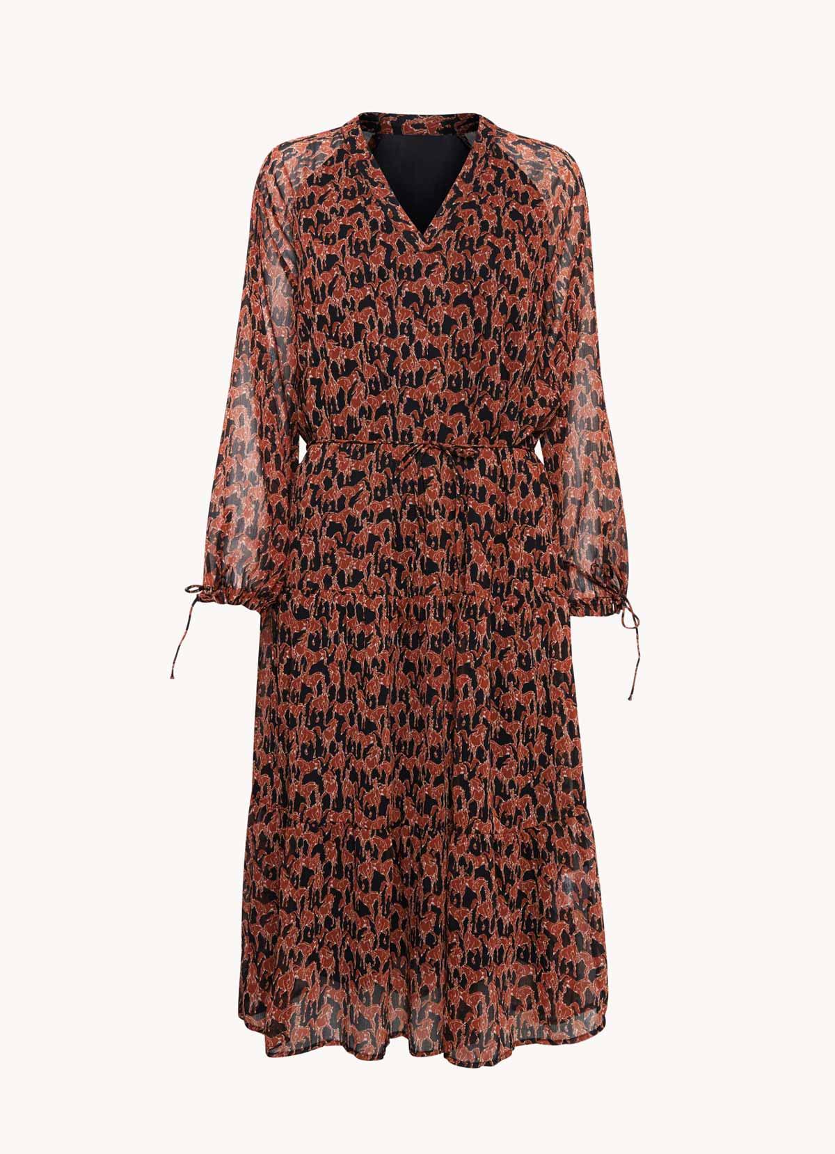 La robe style boho