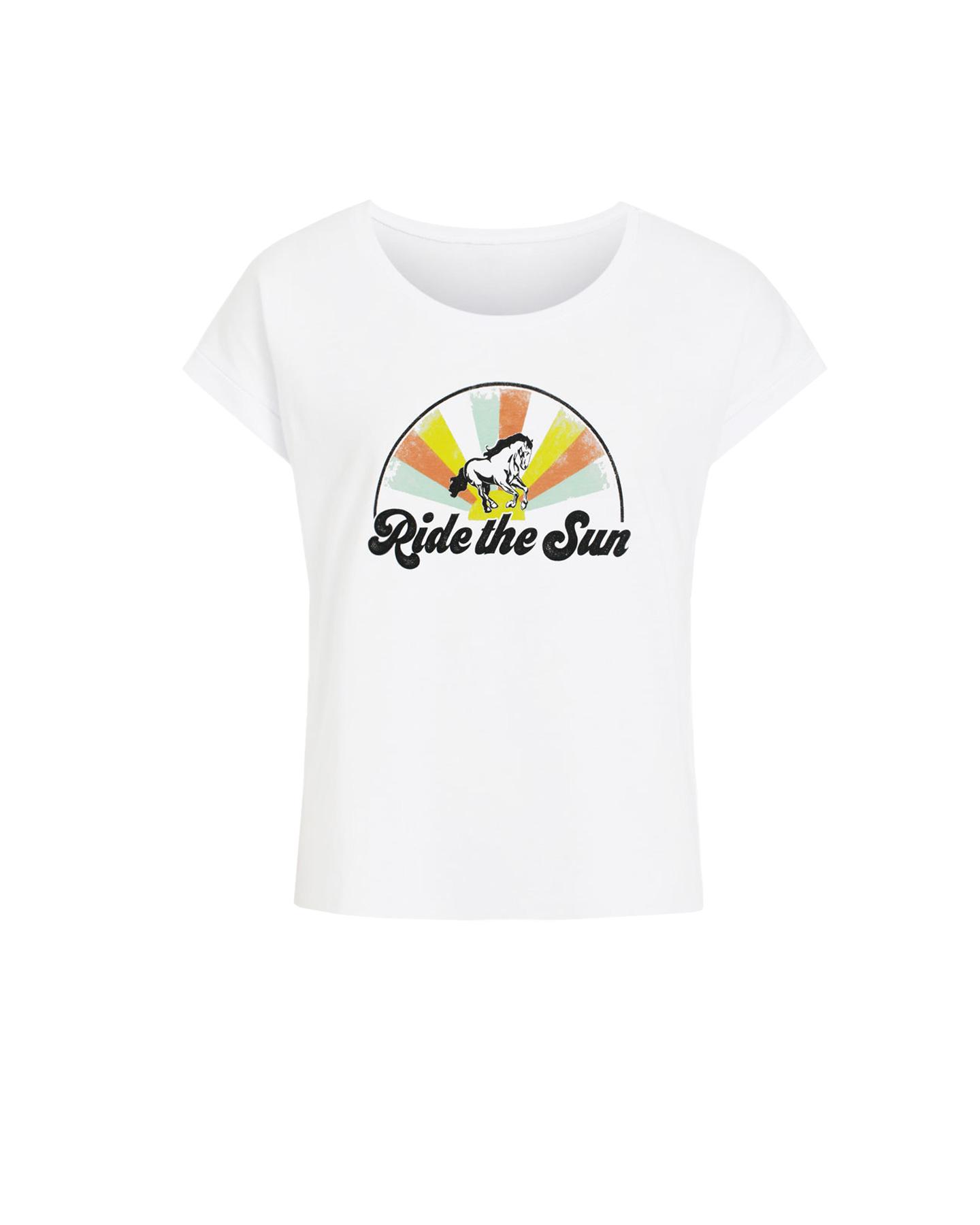 camiseta dibujo primavera