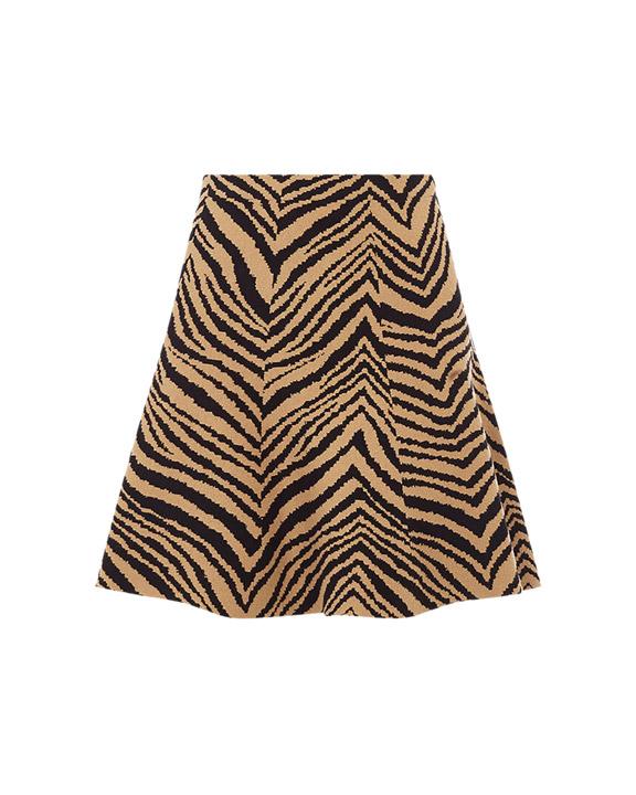 falda para cuerpo triangulo invertido