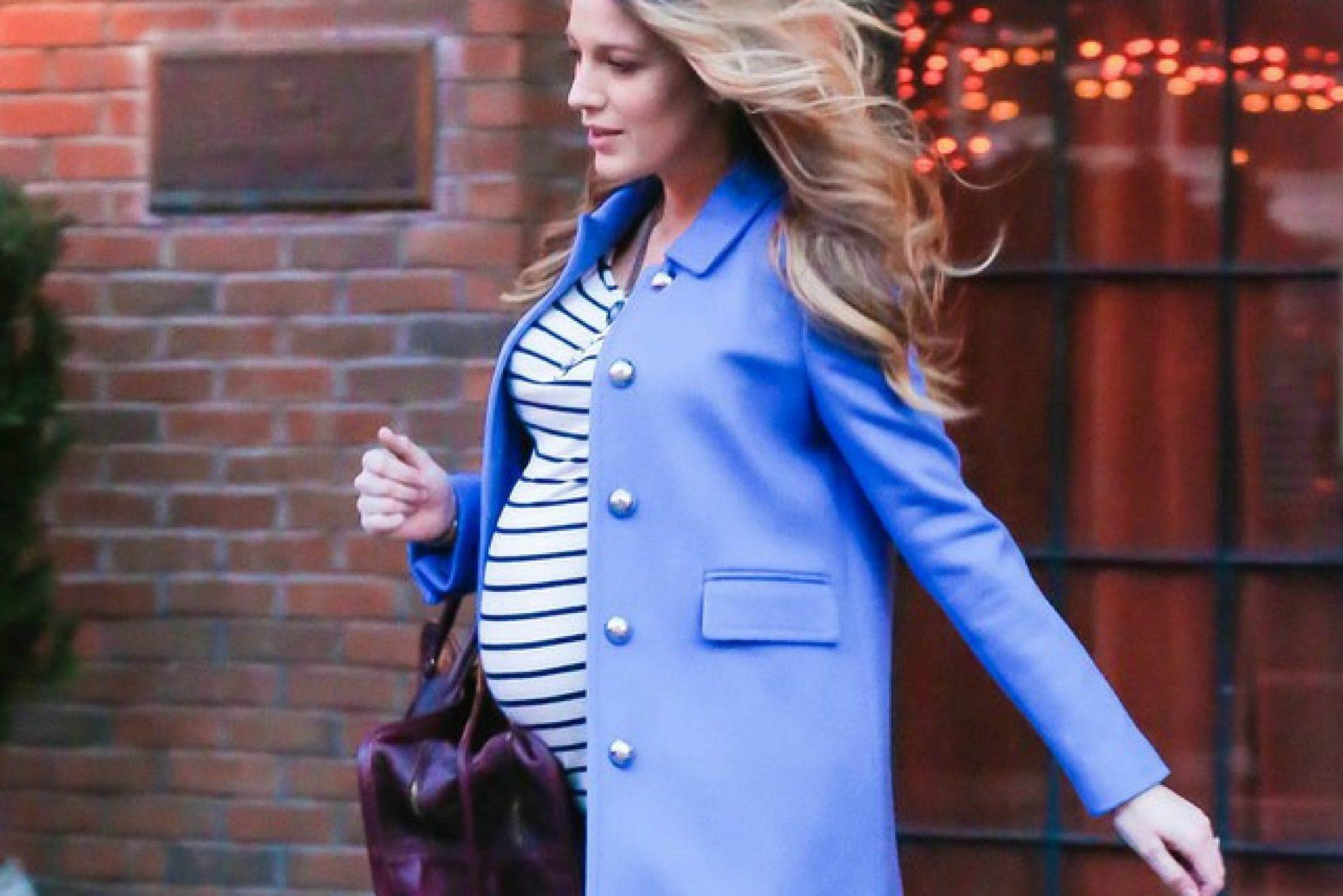 blake lively embarazada y con estilo