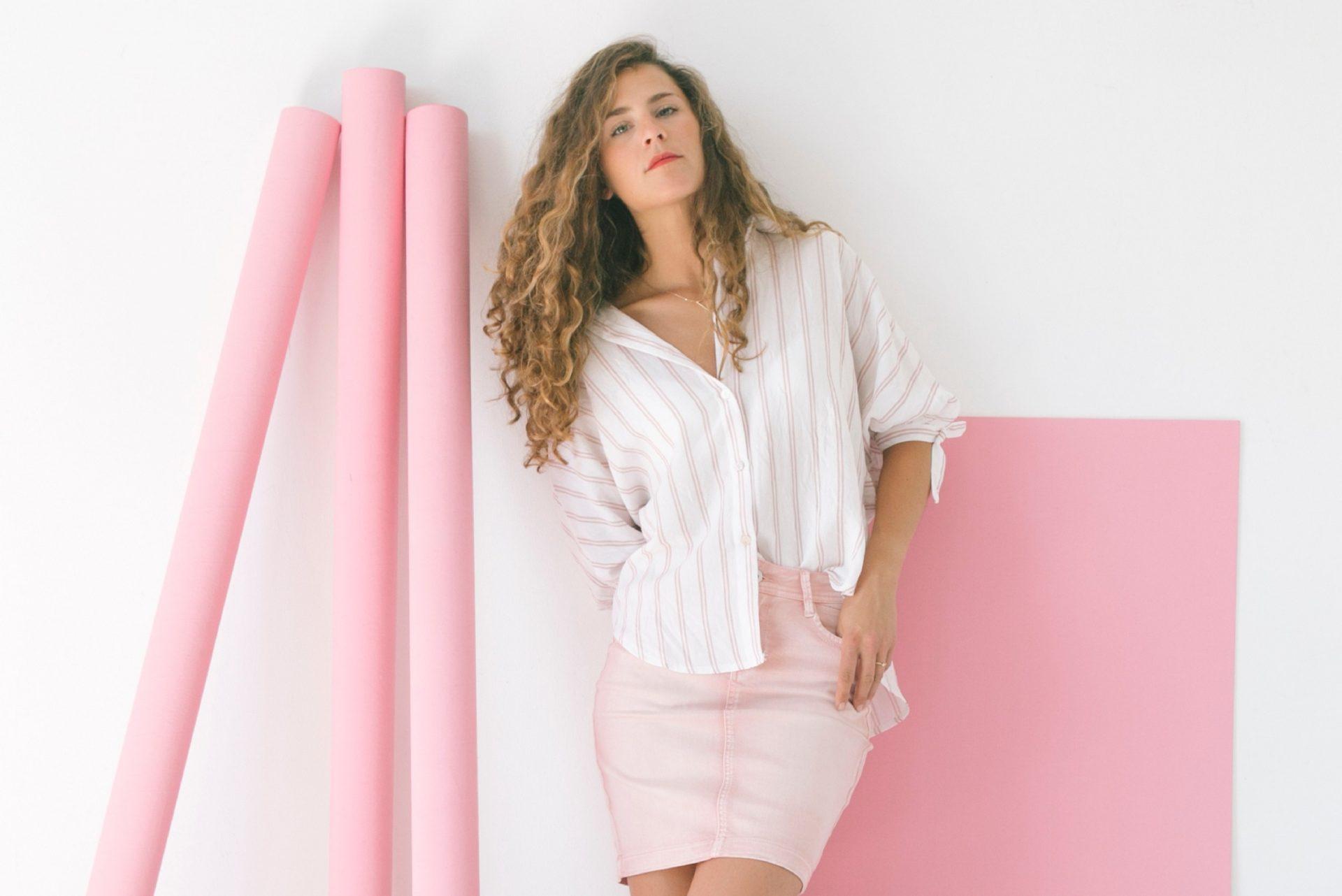 Vestir De Rosa