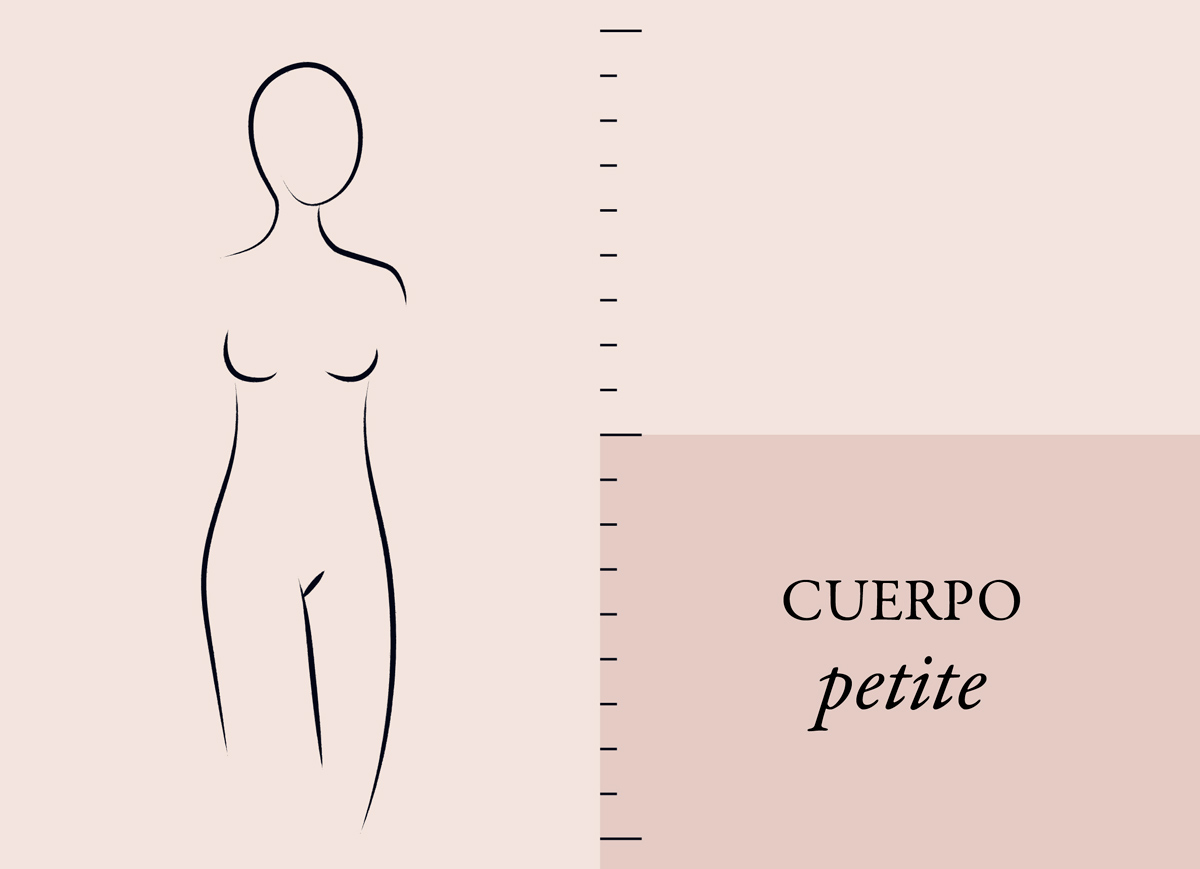 claves de estilo para mujeres bajitas