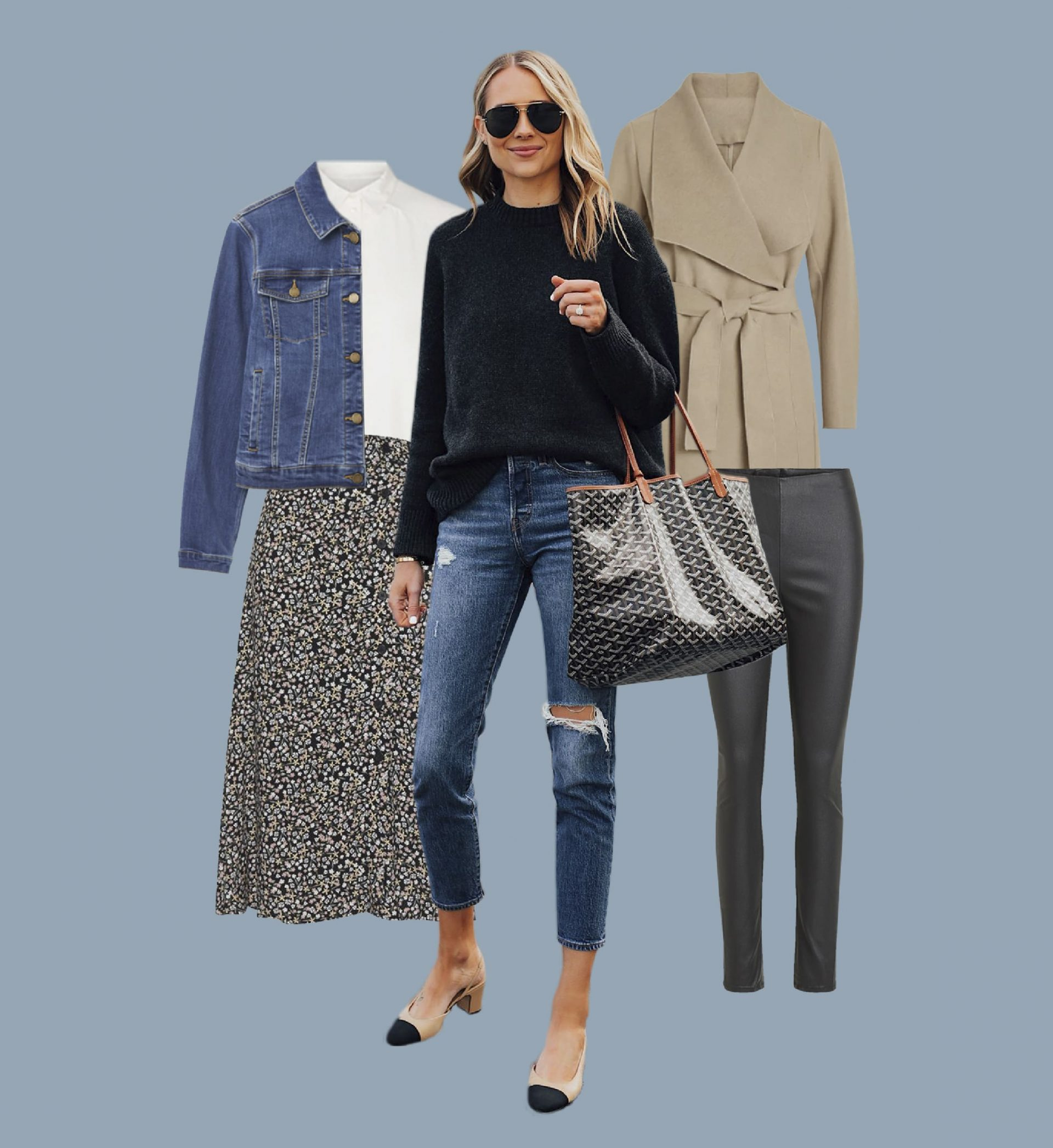 what is business casual style