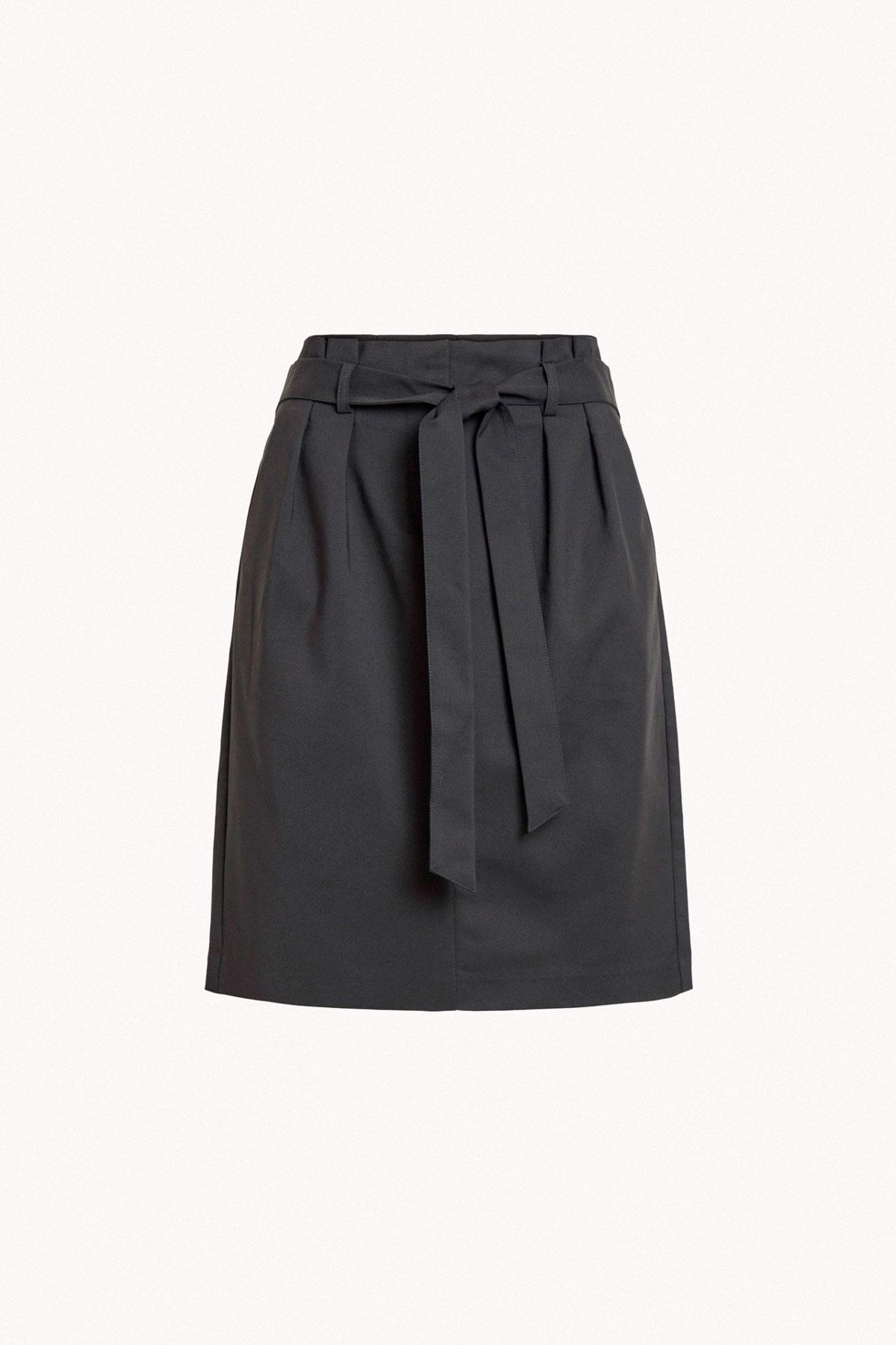 falda paper bag armario cápsula