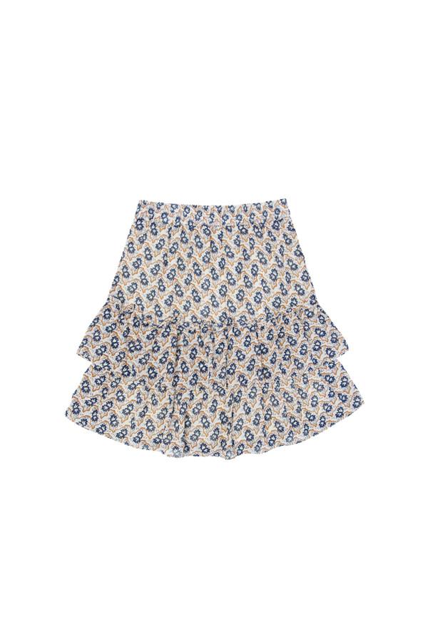 falda cuerpo triángulo invertido