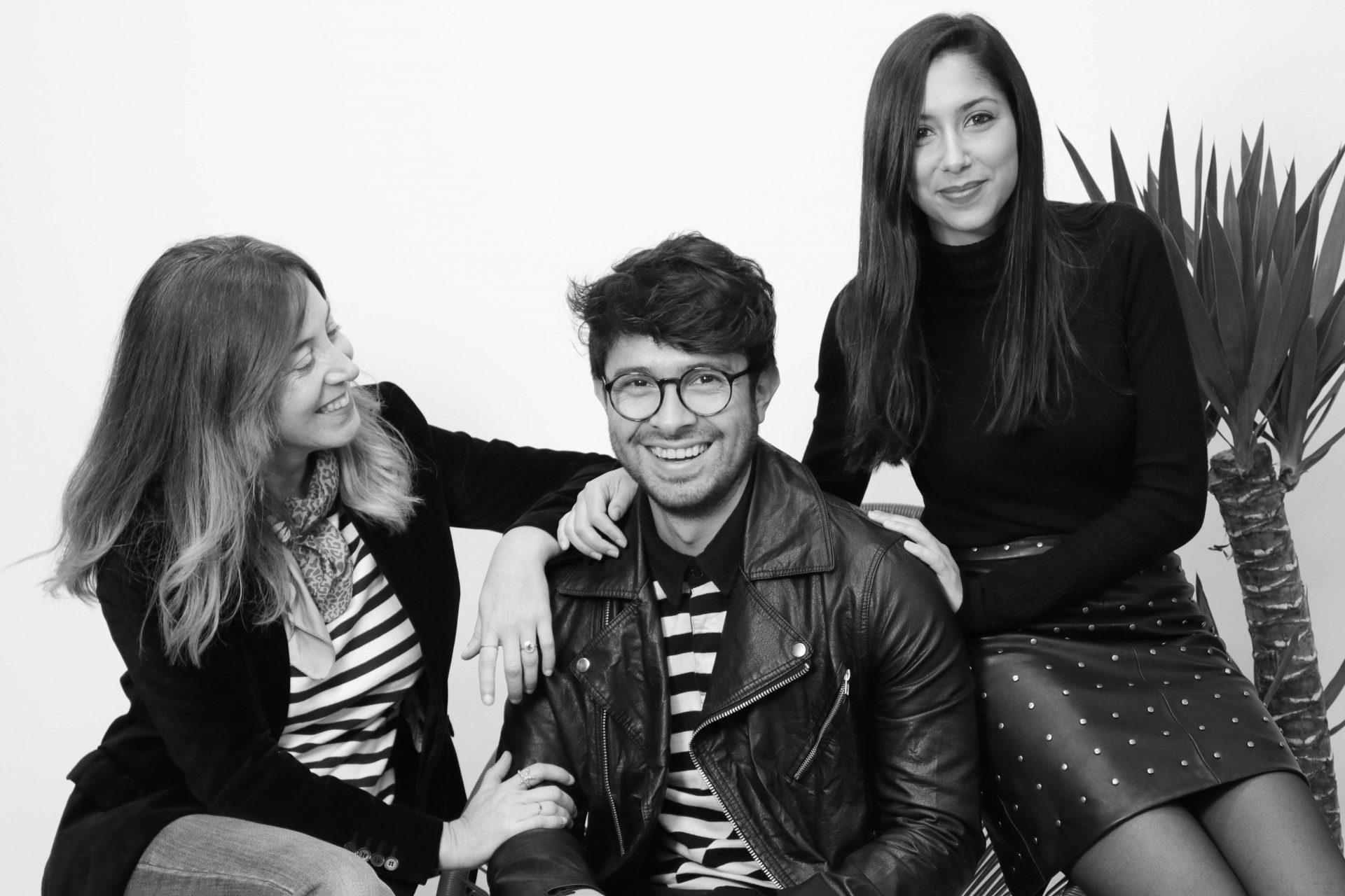 3 personal shoppers de Lookiero
